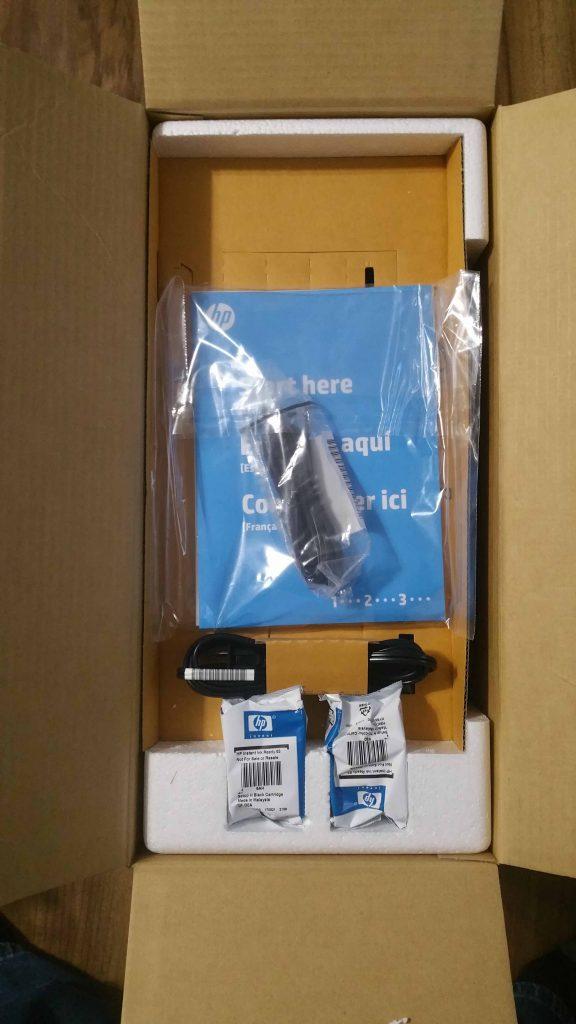 HP OfficeJet 4650 - 6