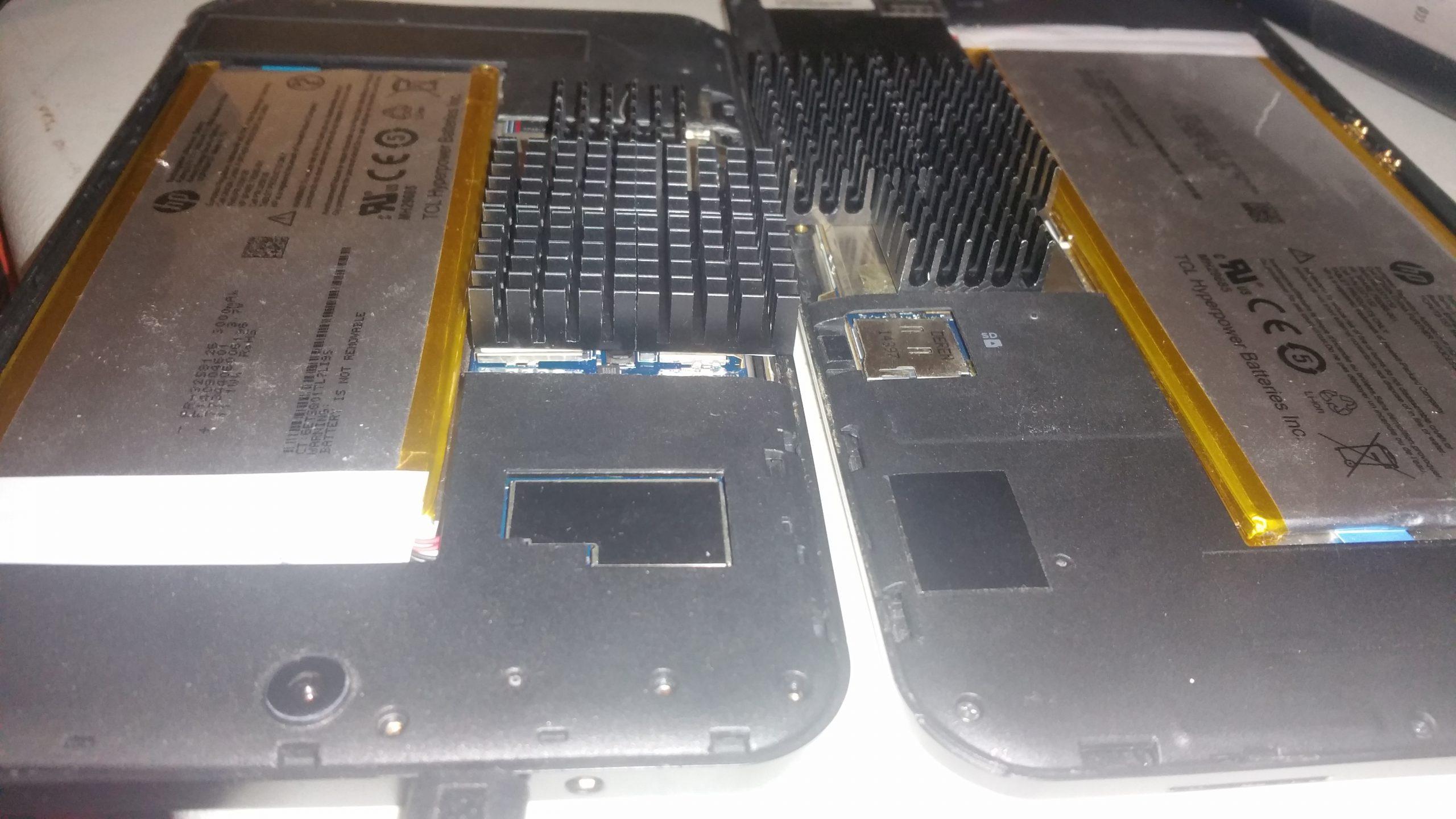 HP Stream 7 and 8 Heatsink Mod 12