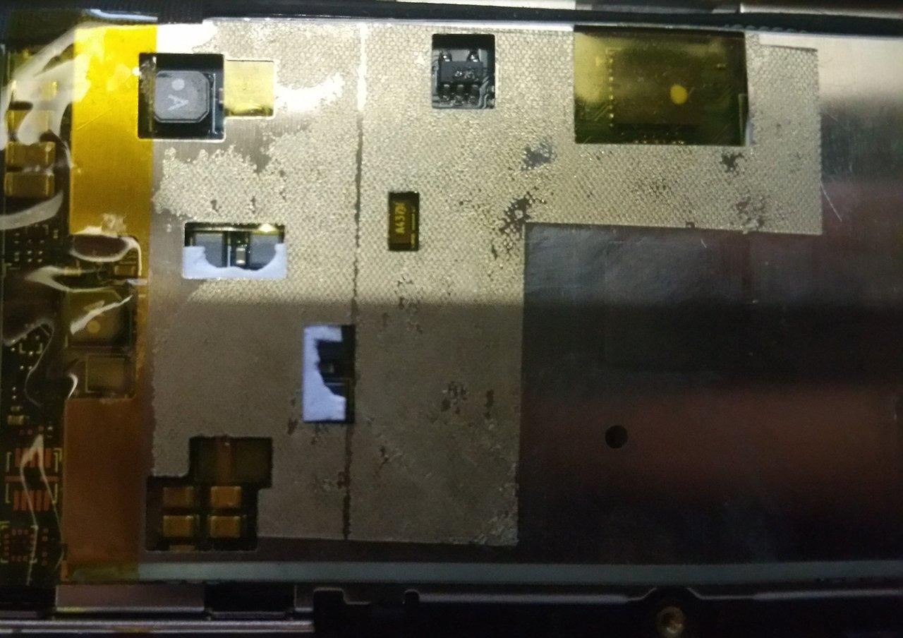 HP Stream 7 and 8 Heatsink Mod 2