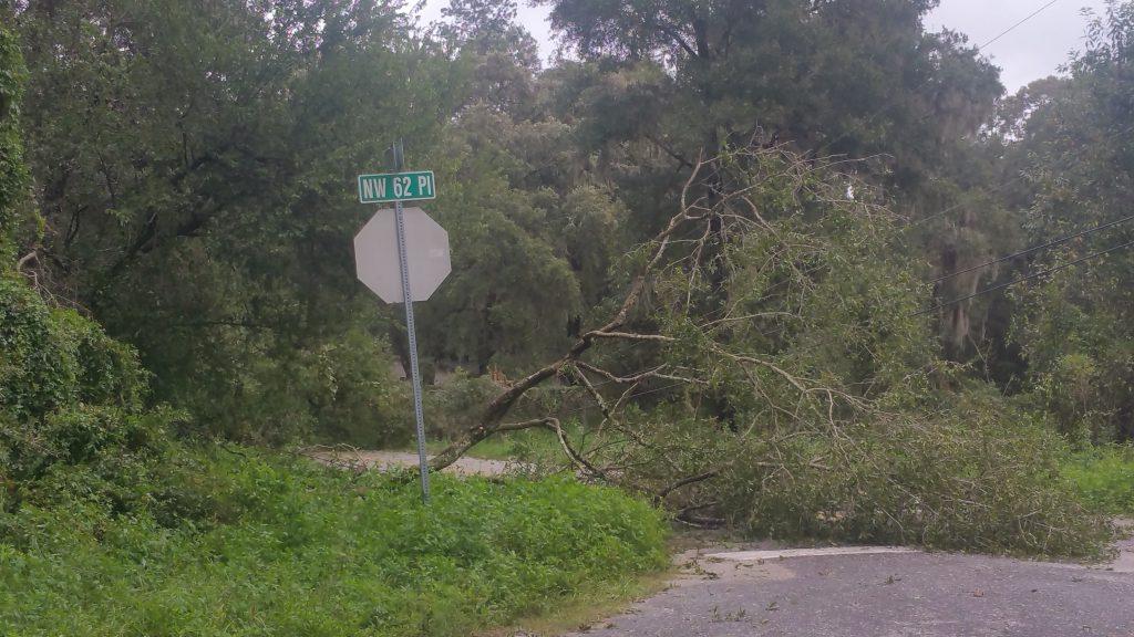 Hurricane Irma - Marion County - 11