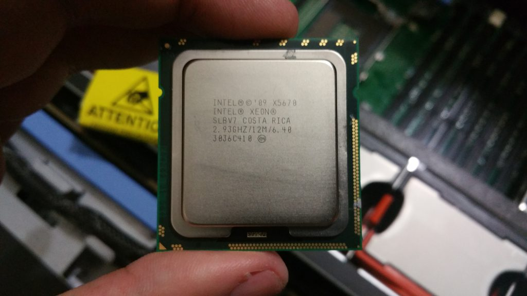 Intel Xeon X5670 - 11