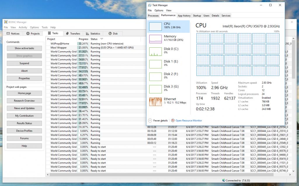 Intel Xeon X5670 - 31