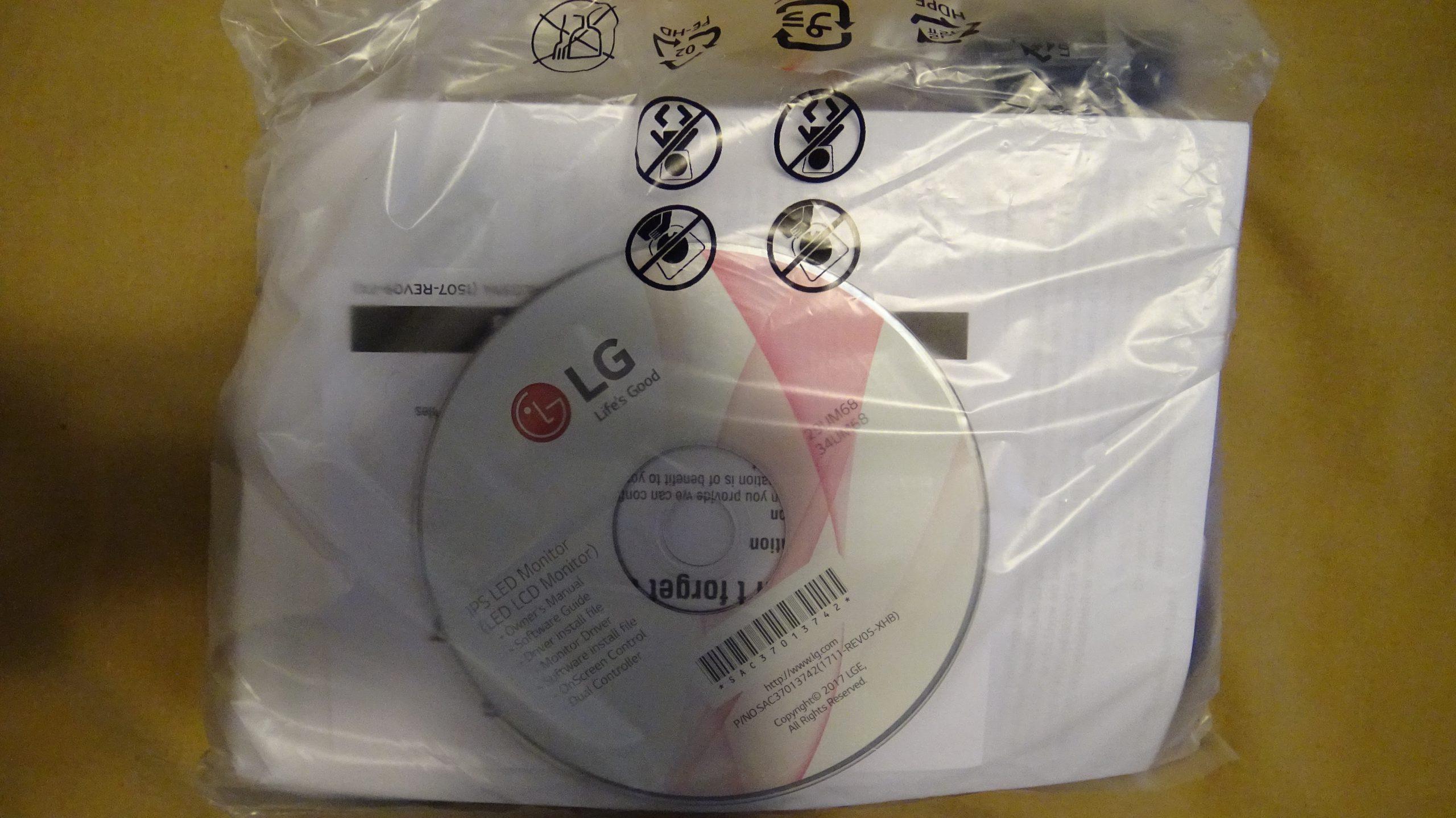 LG 29UM68-P UltraWide IPS Monitor - 11