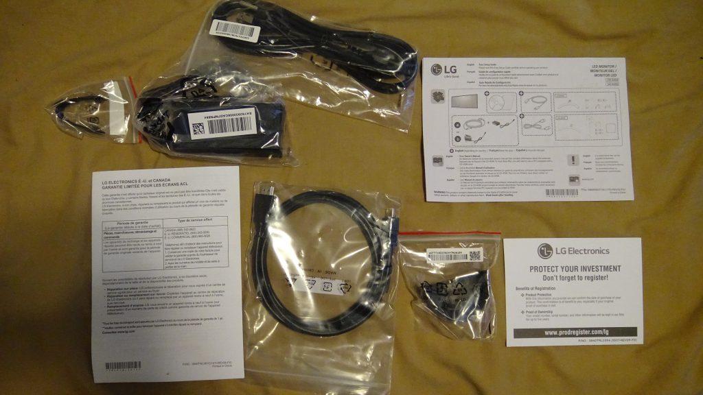 LG 29UM68-P UltraWide IPS Monitor - 12