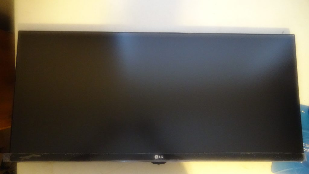 LG 29UM68-P UltraWide IPS Monitor - 19