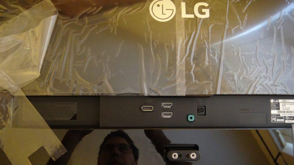 LG 29UM68-P UltraWide IPS Monitor - 20