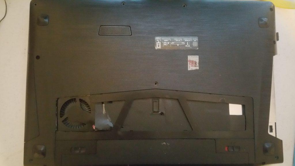 Lenovo Y510p fan - 1