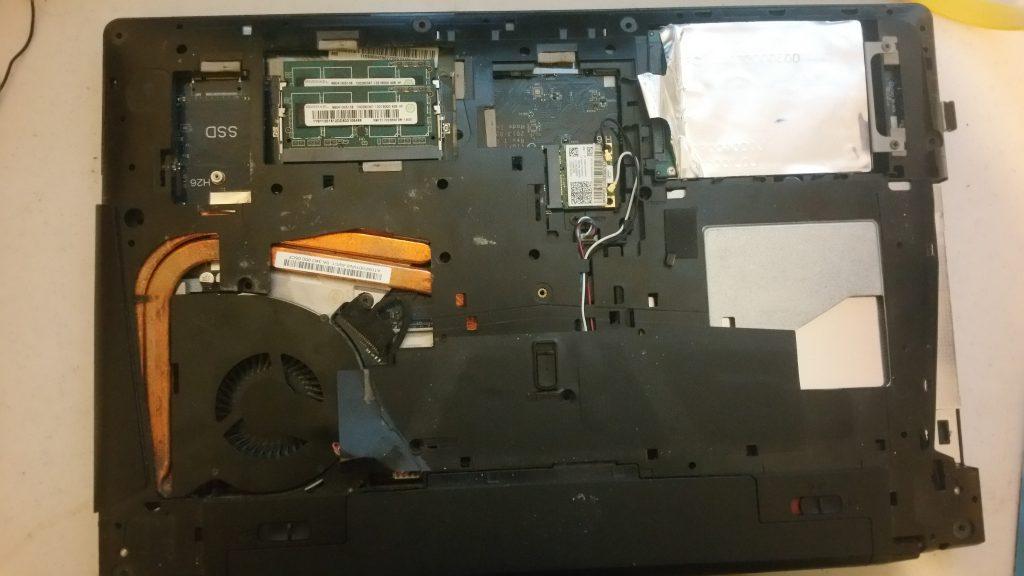 Lenovo Y510p fan - 2