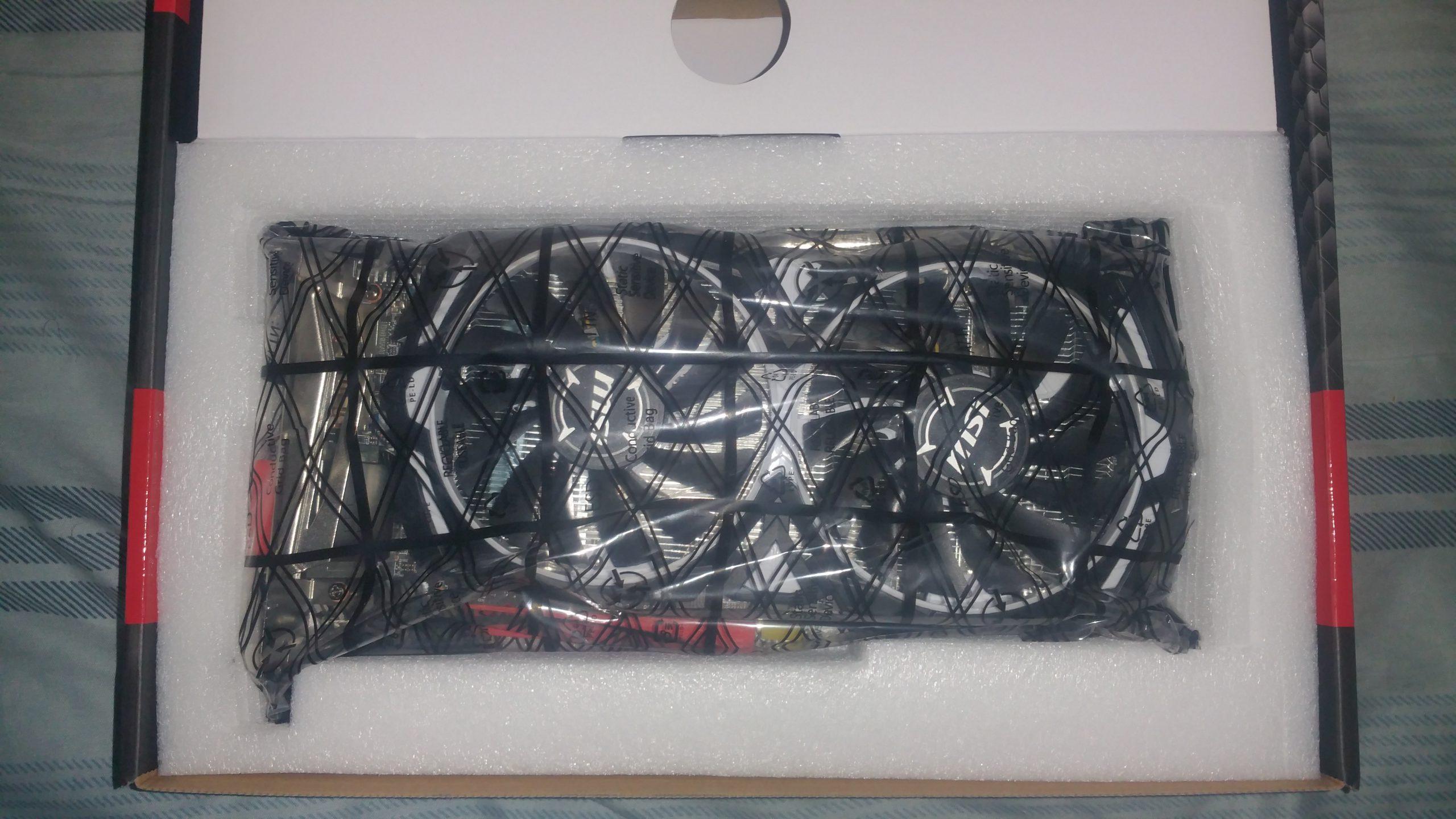 MSI Radeon RX 570 Armor 4GB OC - 2