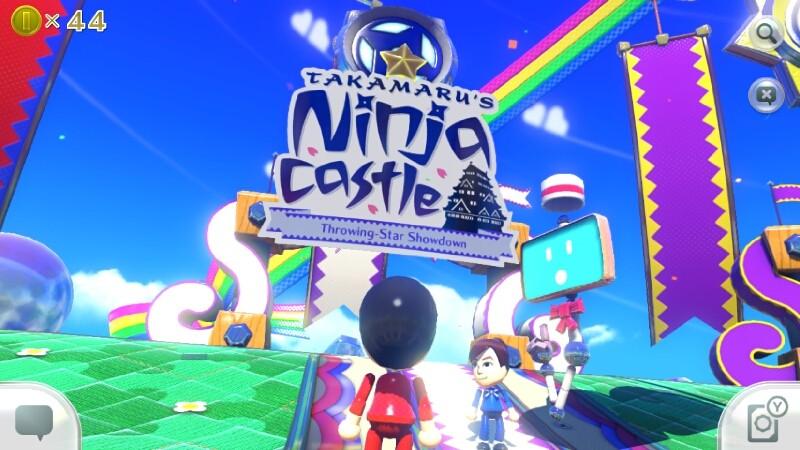 Miiverse history - Nintendo Land - 5