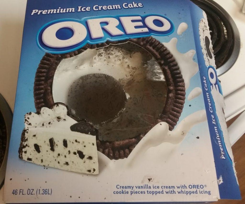 Oreo Cake - 1