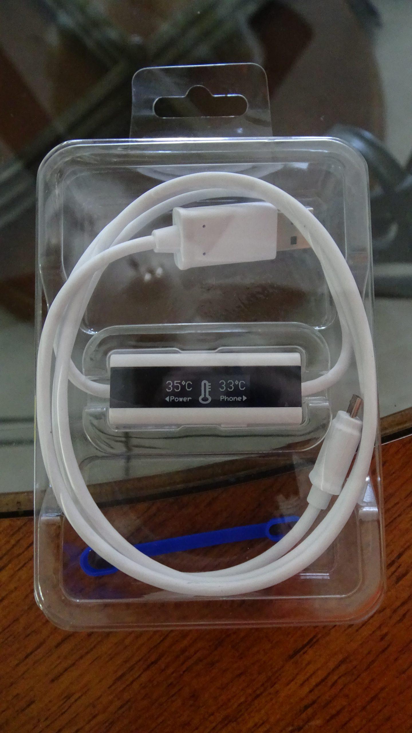 Prüfen Cable 8