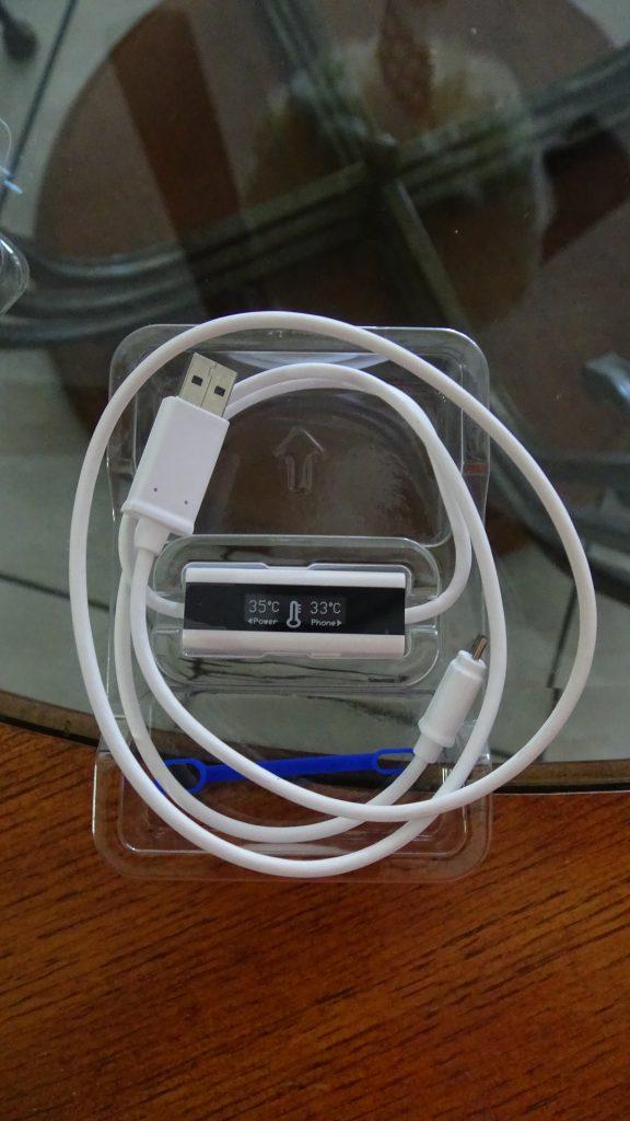 Prüfen Cable 9