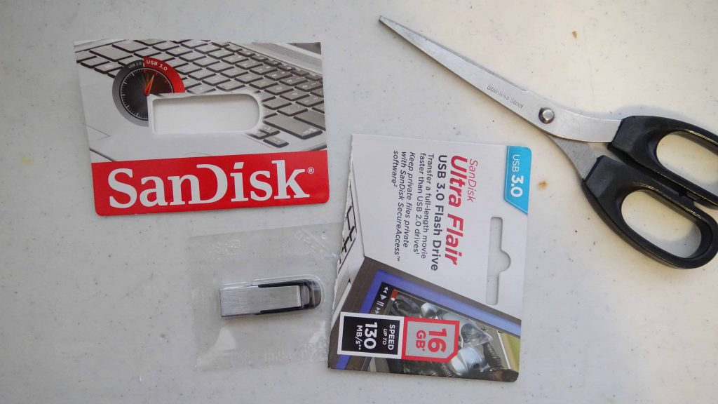 Sandisk Ultra Flair 16GB 2