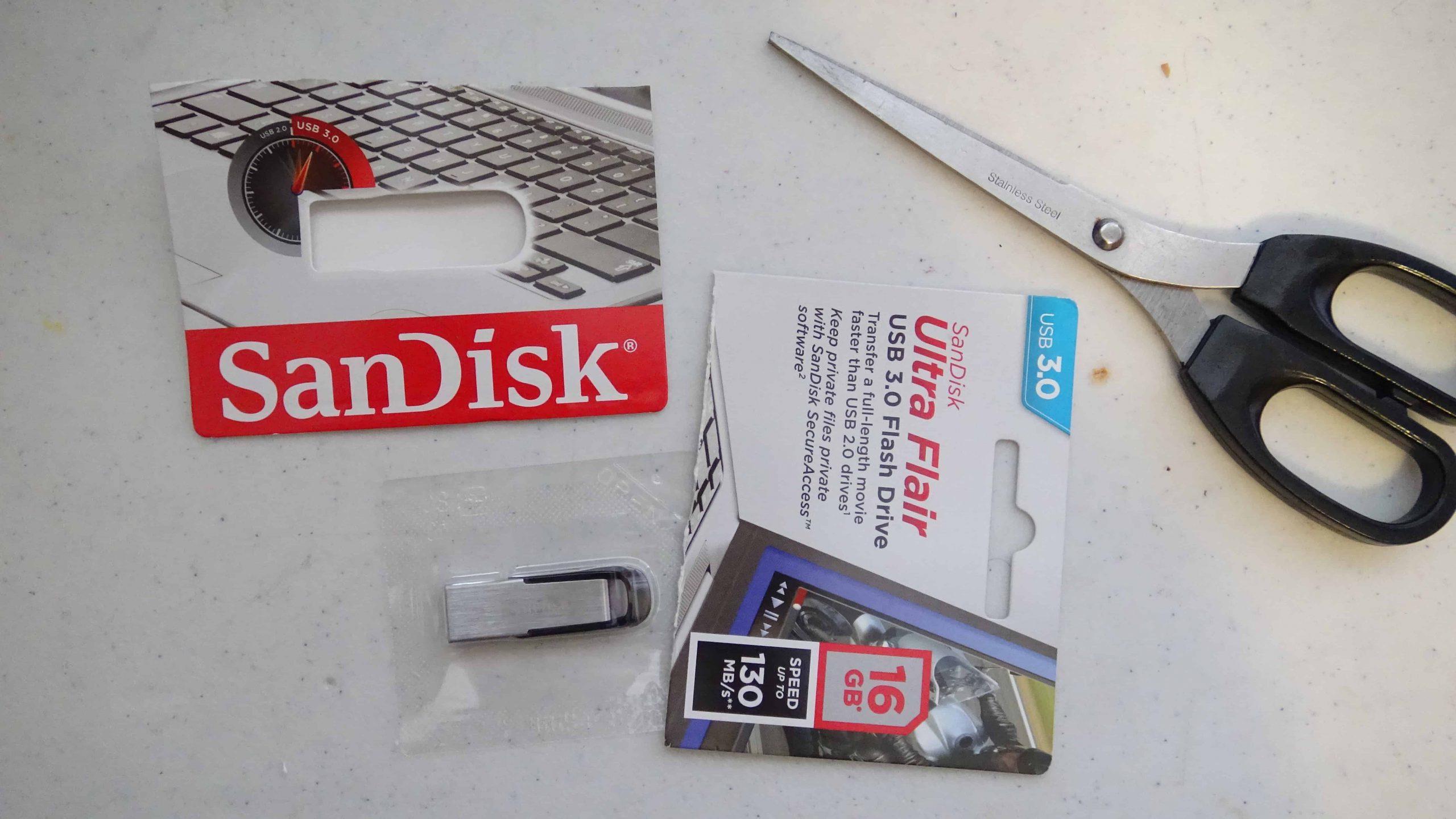 Sandisk Ultra Flair 16GB 2