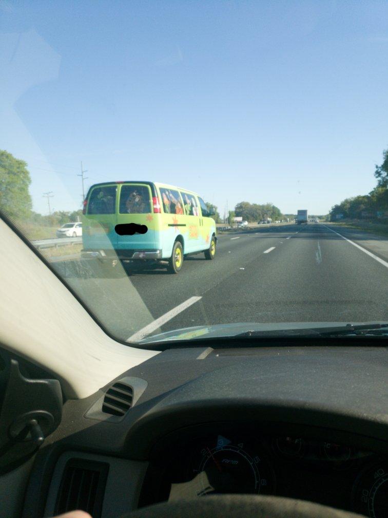 Scooby Doo Pa Pa