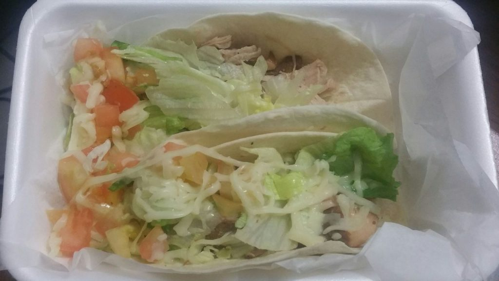 Soft Tacos from Puerto Rico
