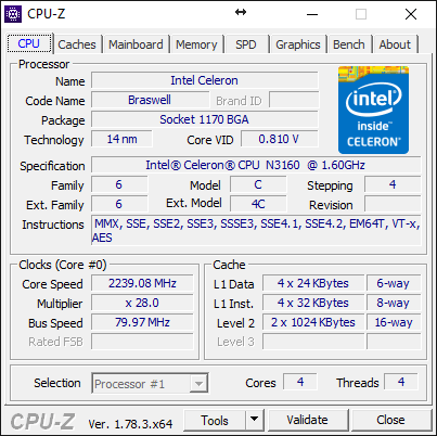 UDOO x86 6