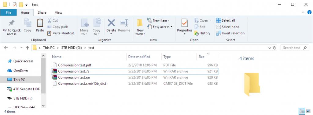 cmix GUI v1.0 - 7