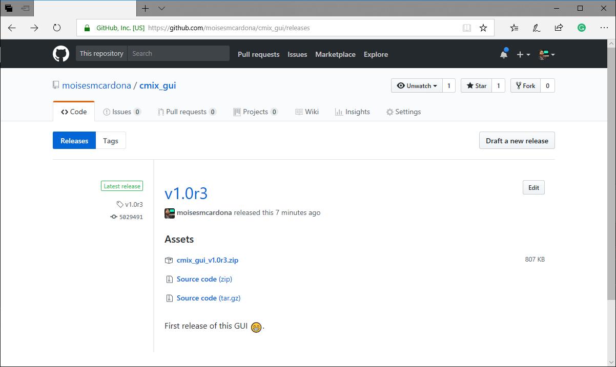 cmix GUI v1.0r3 - 6