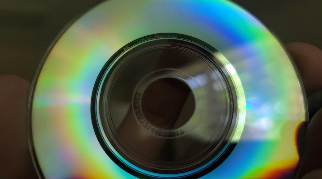 Ritek CD surface issue 1