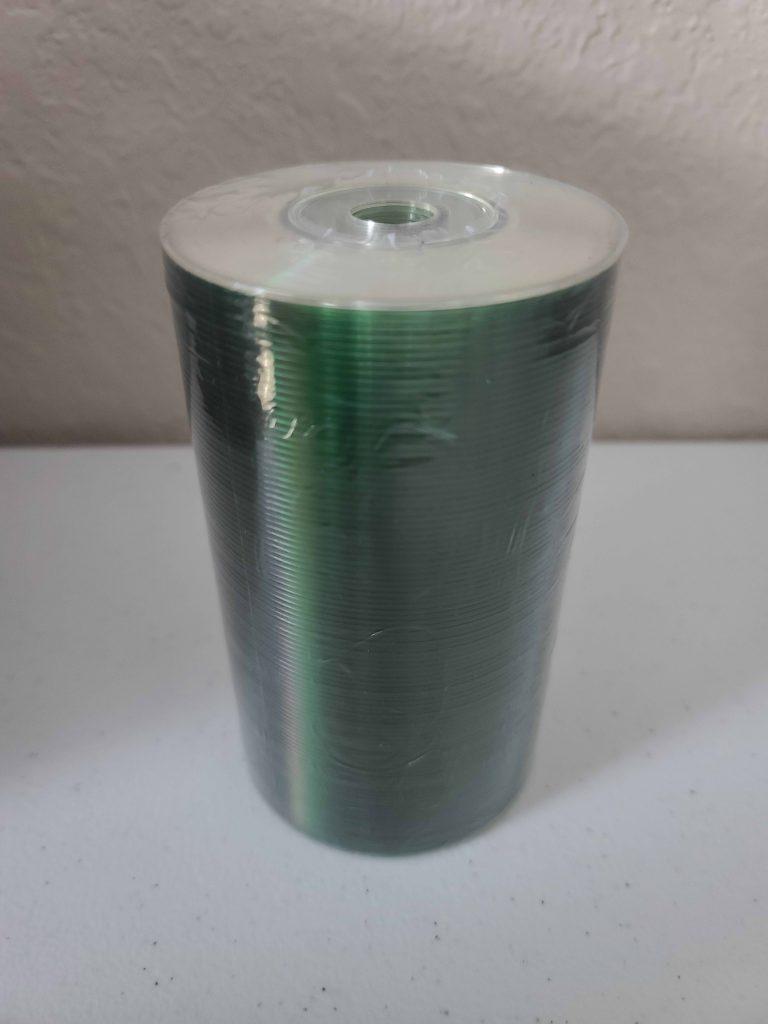 Ritek Pocket CD-R 210MB media - 2