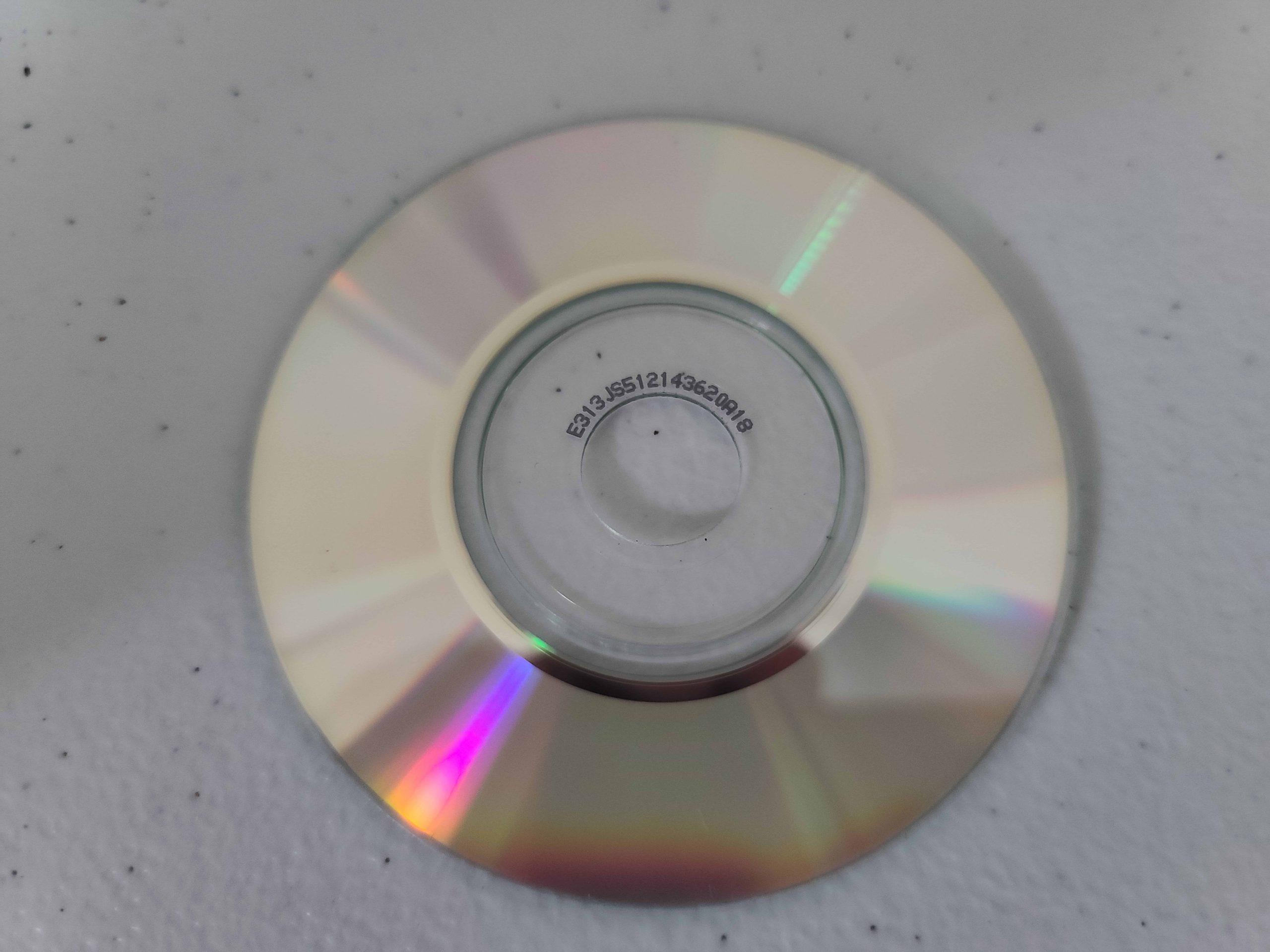 Ritek Pocket CD-R 210MB media - 4