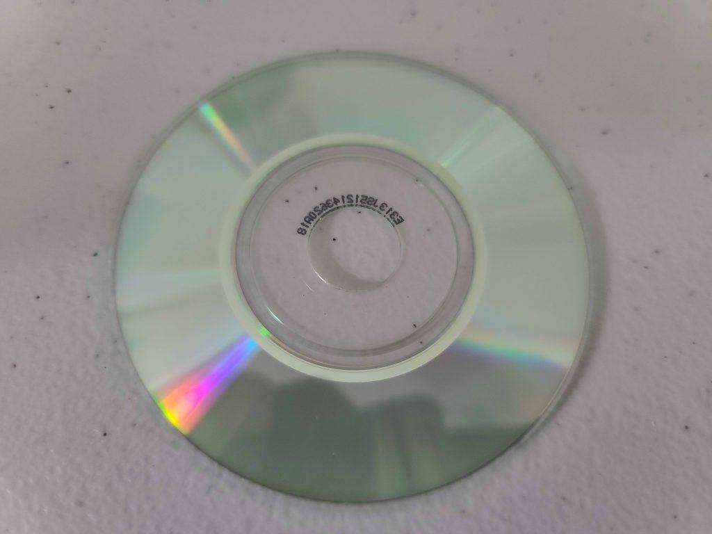 Ritek Pocket CD-R 210MB media - 5