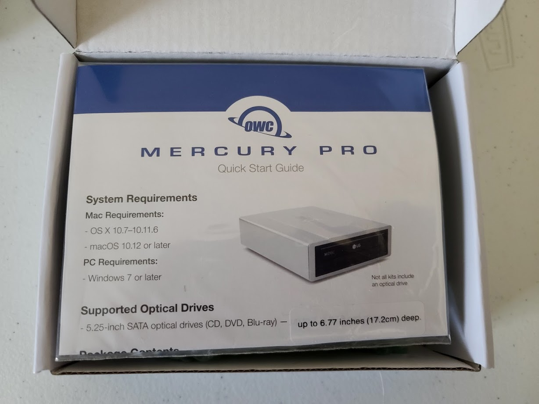 OWC Mercury Pro 13