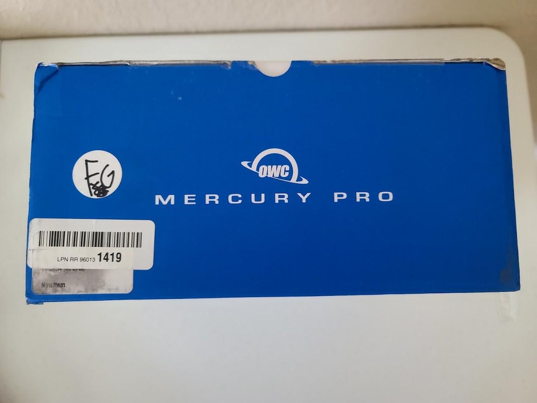 OWC Mercury Pro 4