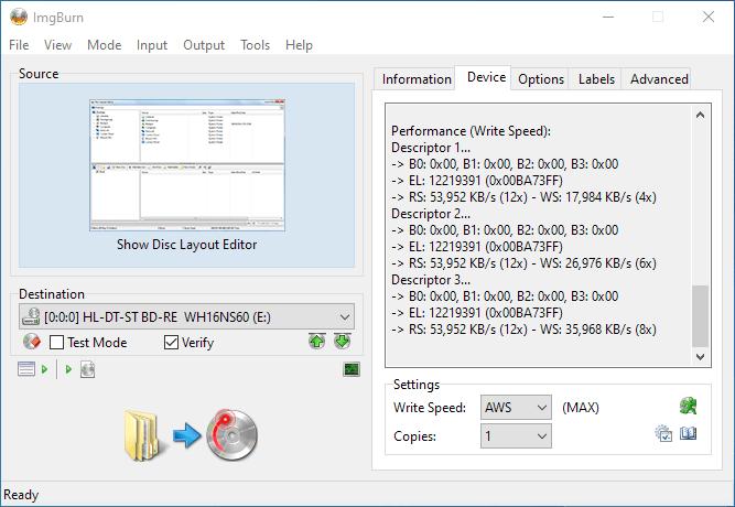 SmartBuy BD-R 25GB 4