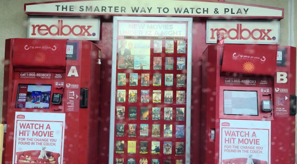 Walgreens Redbox Kiosks Jax FL