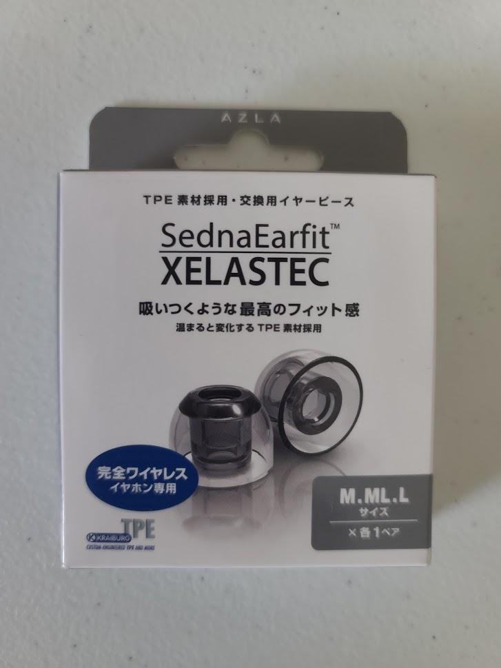 SednaEarFit Xelastec 1