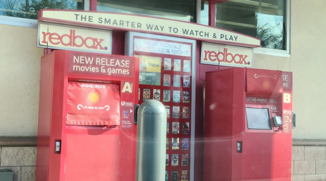 Redbox at Walgreens at Keystone Heights, FL