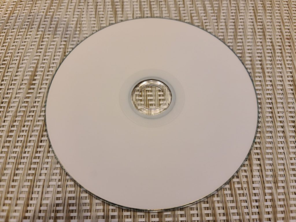 Optical Quantum Printable Blue CD-R 3