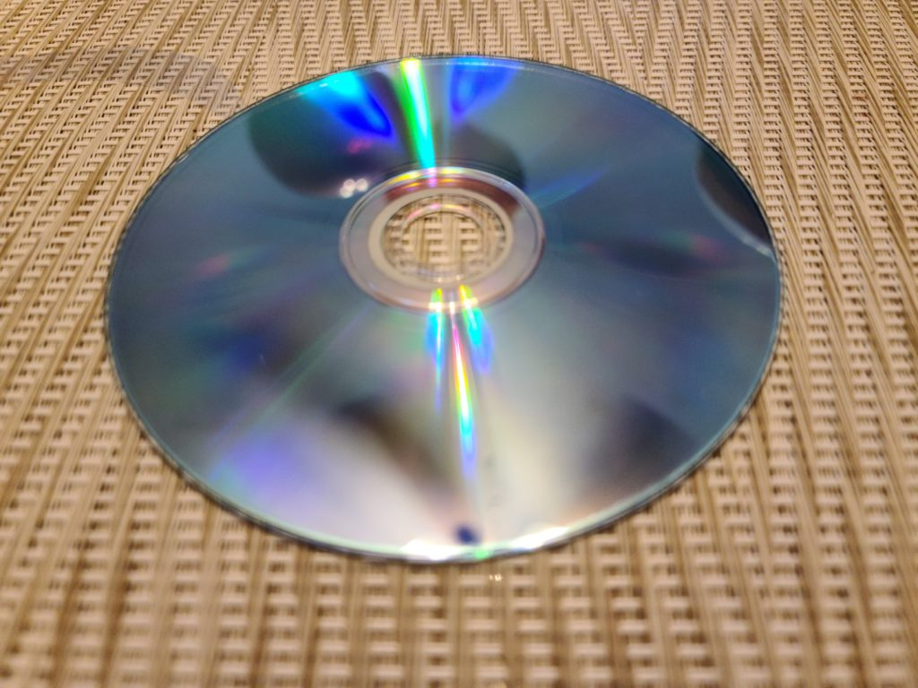 Optical Quantum Printable Blue CD-R 4