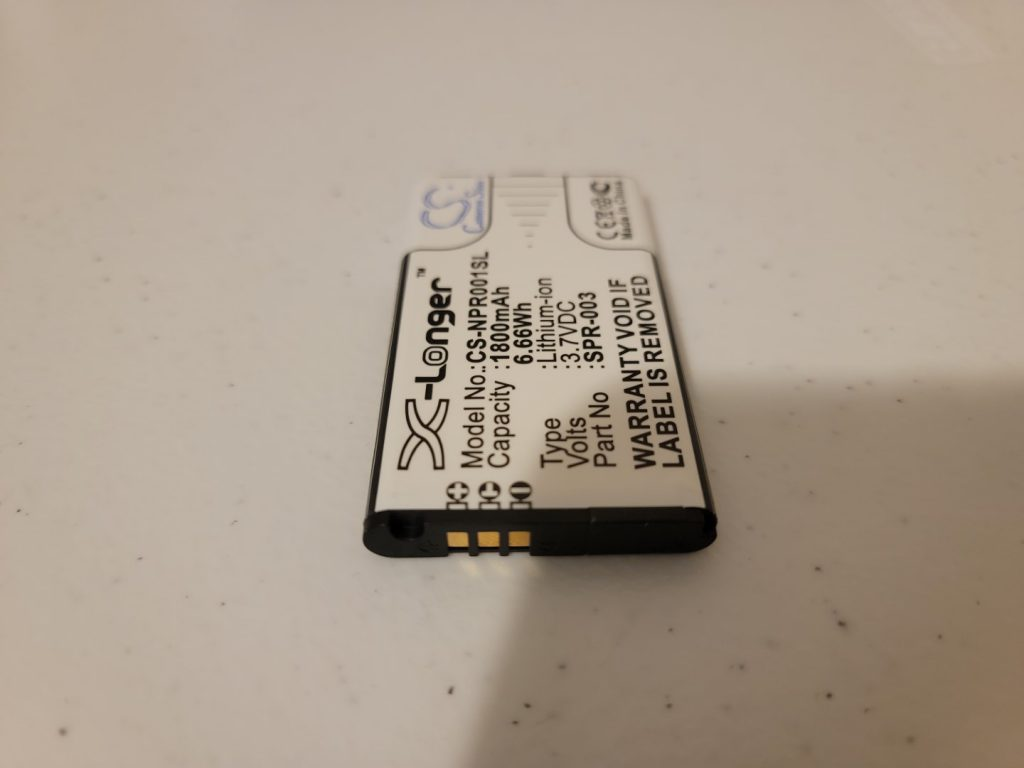 3DS Battery 6