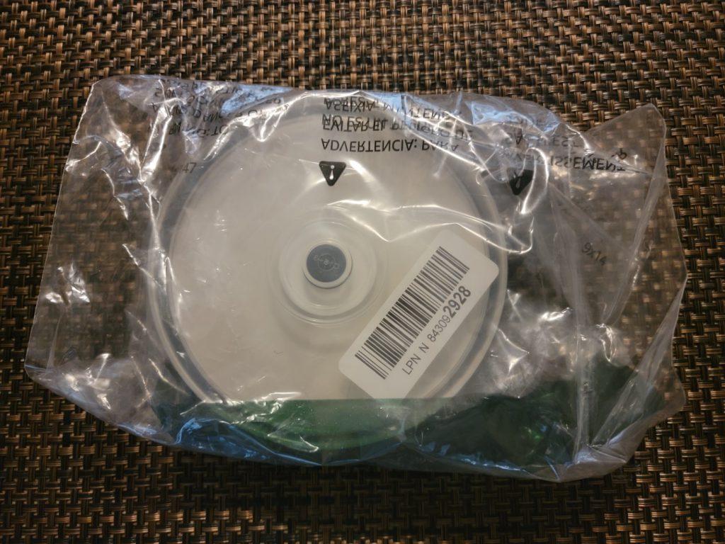 """""""Verbatim"""" BDXL Used Discs 2"""