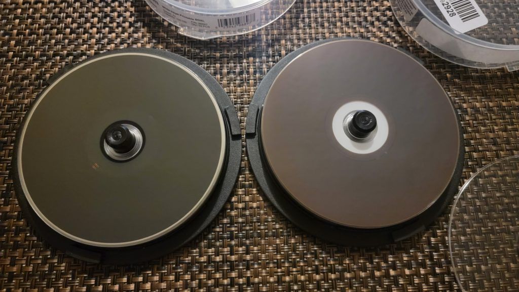 """""""Verbatim"""" BDXL Used Discs 5"""