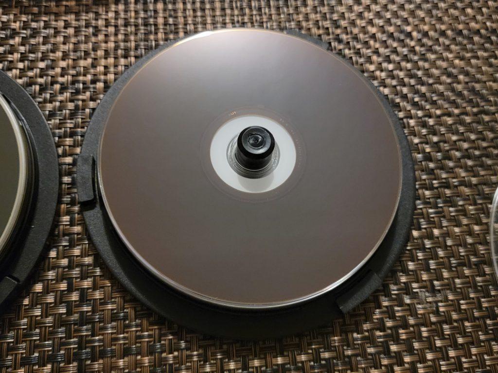 """""""Verbatim"""" BDXL Used Discs 6"""
