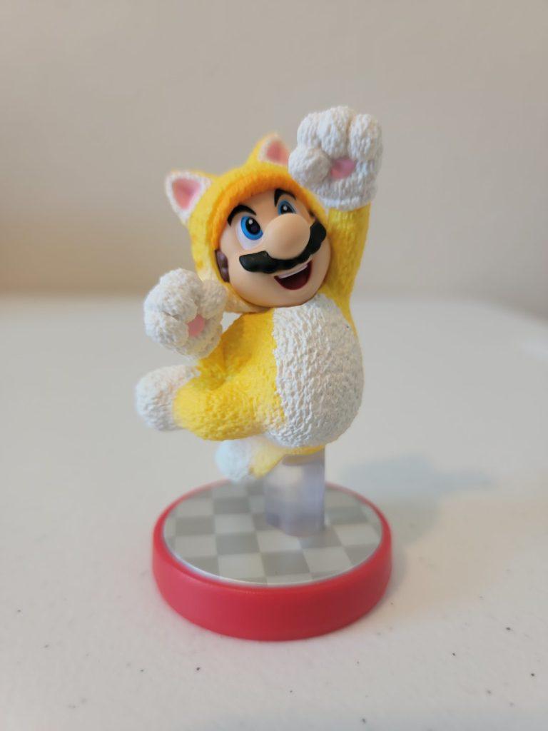 Cat Mario Amiibo 3