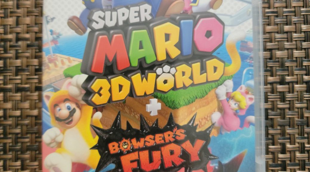 Super Mario 3D World + Bowser's Fury 1