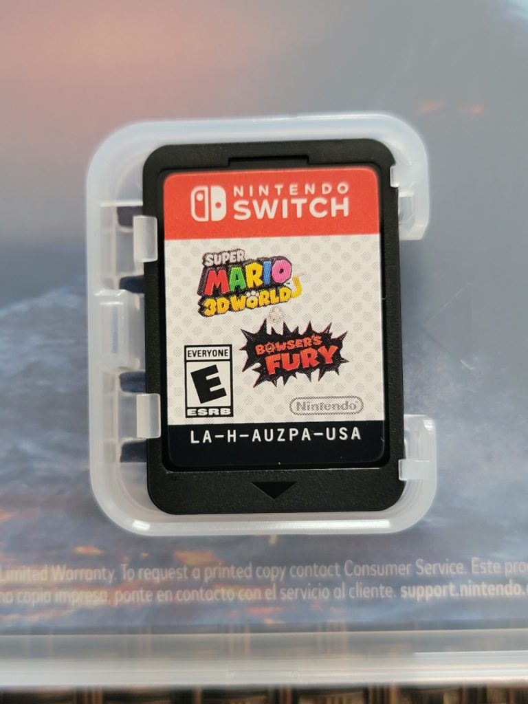 Super Mario 3D World + Bowser's Fury 4