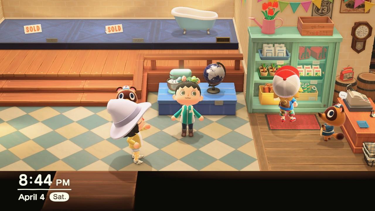 Animal Crossing: New Horizons 26