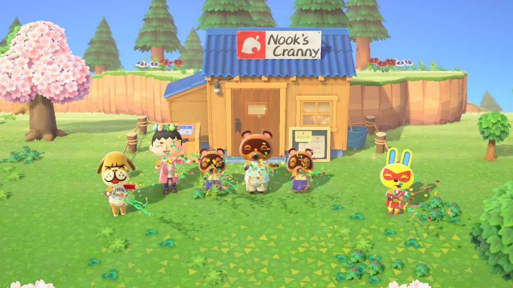 Animal Crossing: New Horizons 36