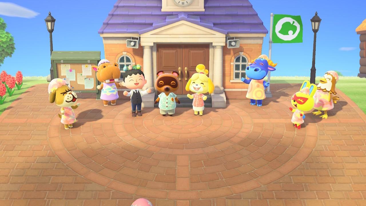 Animal Crossing: New Horizons 40