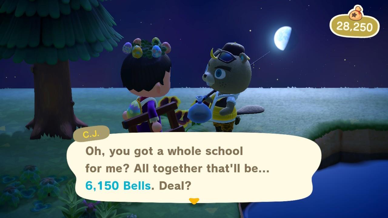 Animal Crossing: New Horizons 45