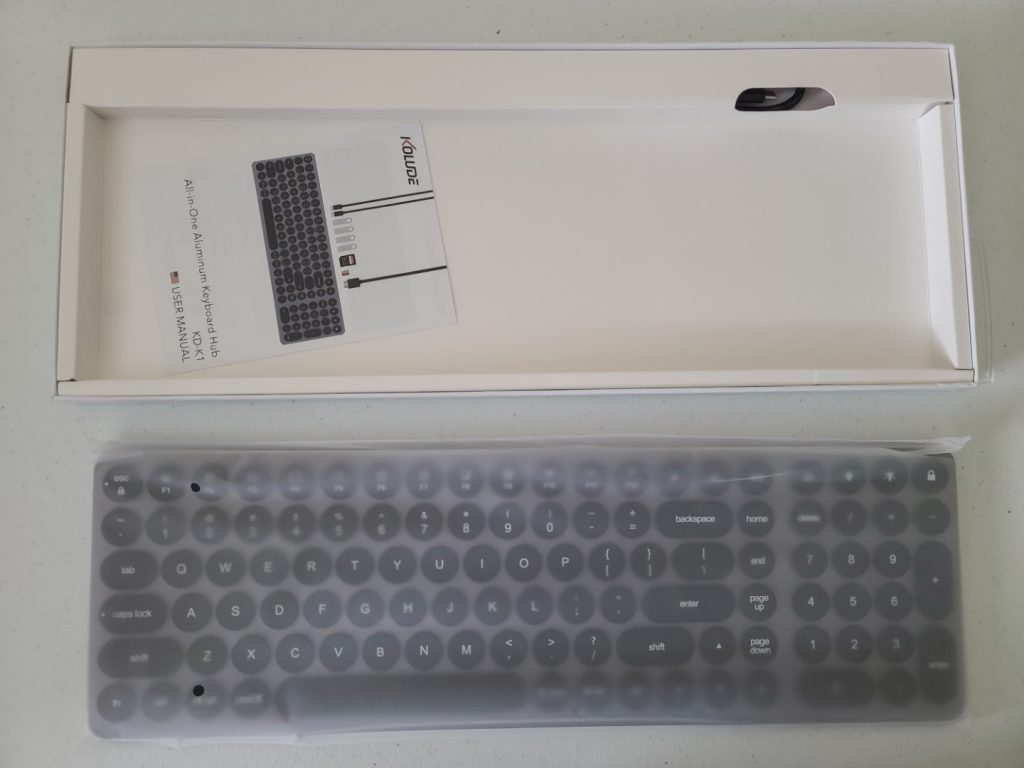 Kolude KD-k1 All-In-One Keyboard 3