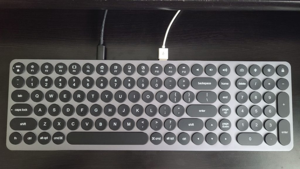 Kolude KD-k1 All-In-One Keyboard 7