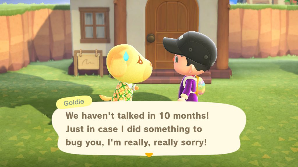 Animal Crossing: New Horizons 54